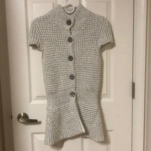 Kenneth Cole short sleeve sweater